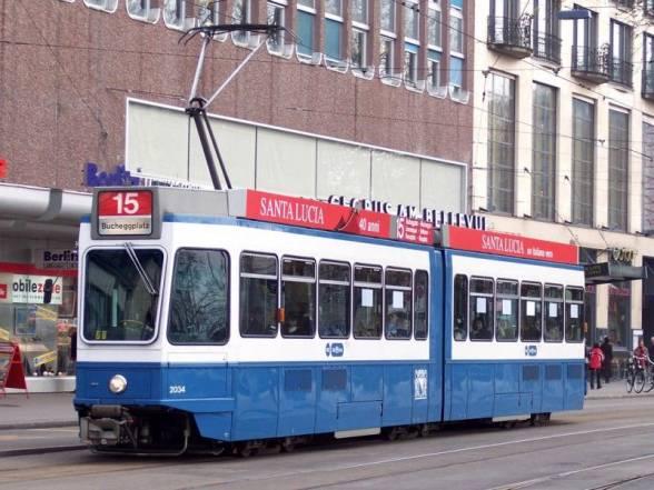 Tram 2000 без вставки із низькою підлогою