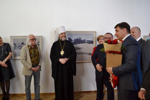 Привітання від департаменту культури Вінницької міської ради