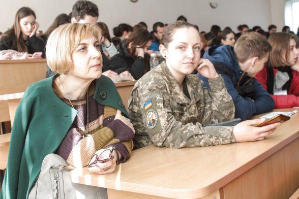 Курсант Ірина Севельєва