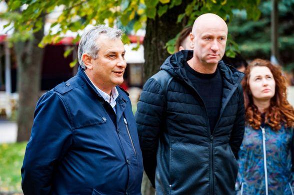 Представники Вінницької міської ради