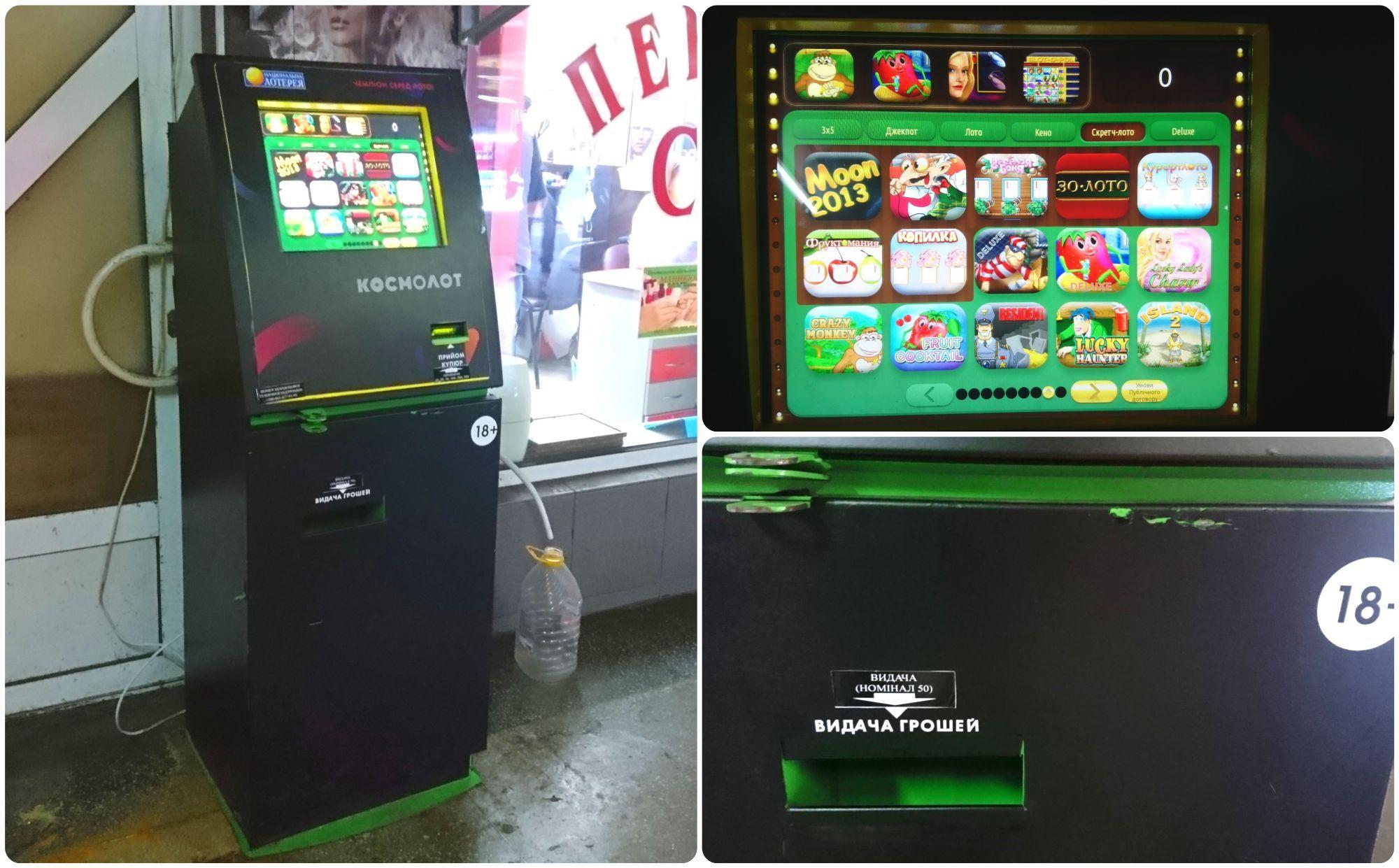 бізнес план ігрові автомати