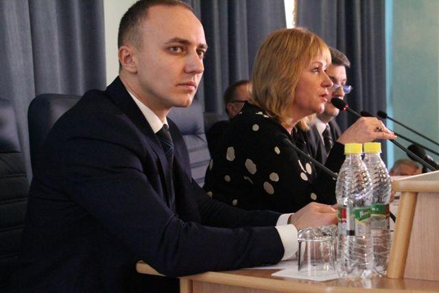 """заступник голови облради Олександр Качур, екс-мер Немирова і син головного """"радикала"""" області"""