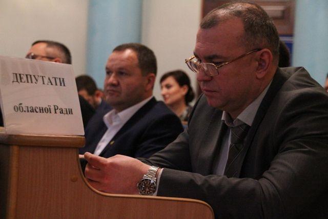"""Олексій Фурман, голова фракції """"Свобода"""""""