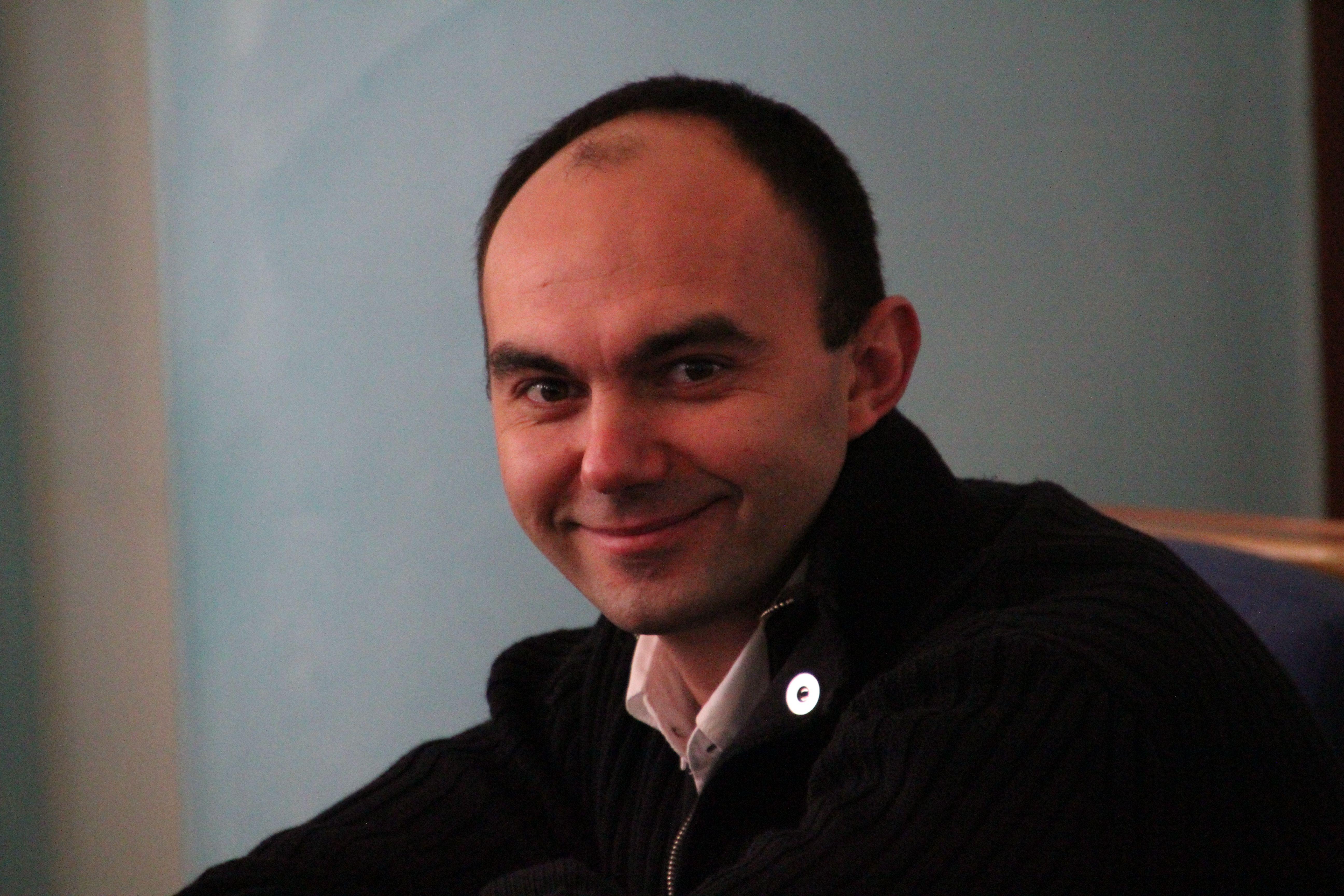 Ярослав Чернега - голова Літинської РДА