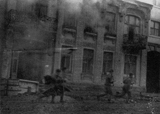 Вуличний бій в центрі Вінниці 20 березня 1944 року