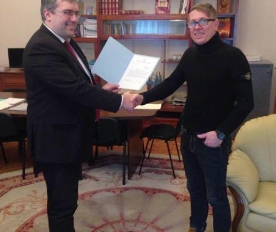 Пісня «Браття українці» стала офіційним гімном АТО