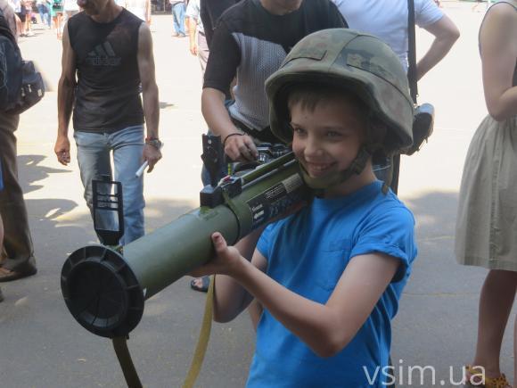 """У Хмельницькому публічно народився """"ХОМА"""" - фото 1"""