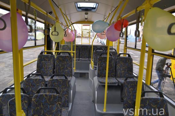 "Три новеньких ""Богдани"" оновили тролейбусний парк Хмельницького - фото 2"