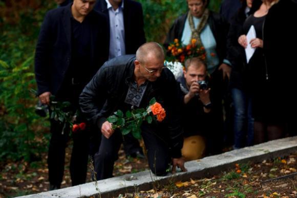На Деражнянщині відкрили пам'ятник жертвам Голокосту - фото 1