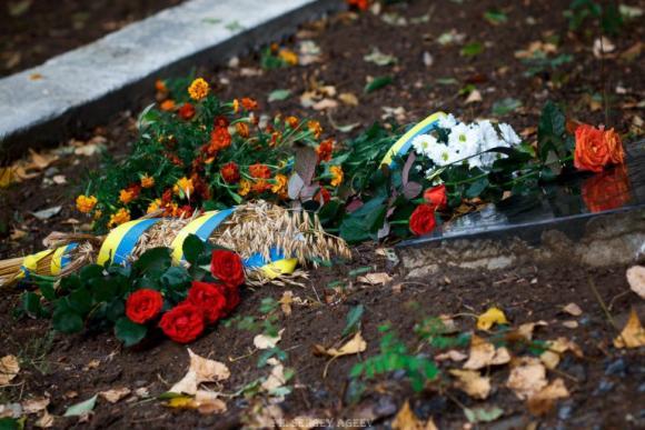На Деражнянщині відкрили пам'ятник жертвам Голокосту - фото 3