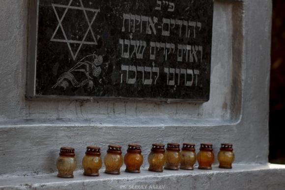 На Деражнянщині відкрили пам'ятник жертвам Голокосту - фото 2