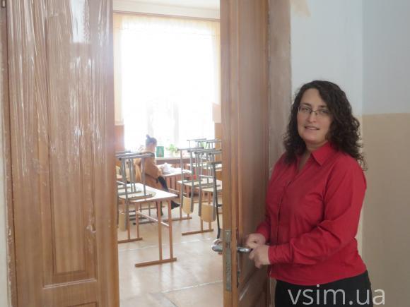 Ольга Мазур, представниця ініціативної групи батьків