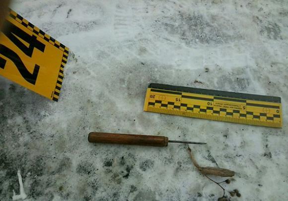 Полицейские застрелили мужчину, который нападал на прохожих и порезал медсестру в психдиспансере в Хмельницком - Цензор.НЕТ 9017